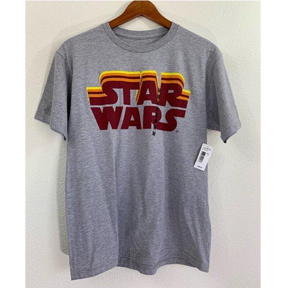Star Wars Logo Episode 8 The Last Jedi BB8 T Shirt
